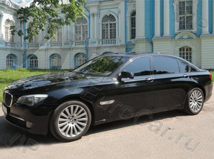 Арендовать BMW 7