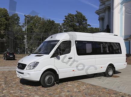Аренда автобуса Mercedes Sprinter